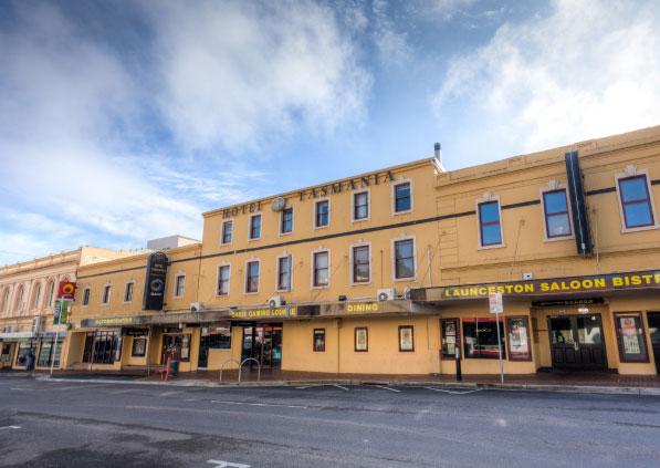 Tasmania Casino Launceston